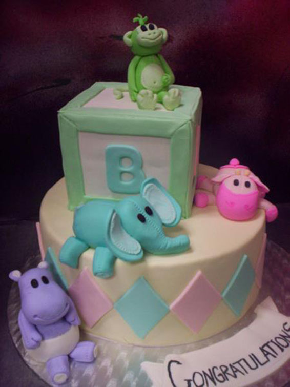 Baby Shower Cakes London ~ Baby shower cakes london ontario