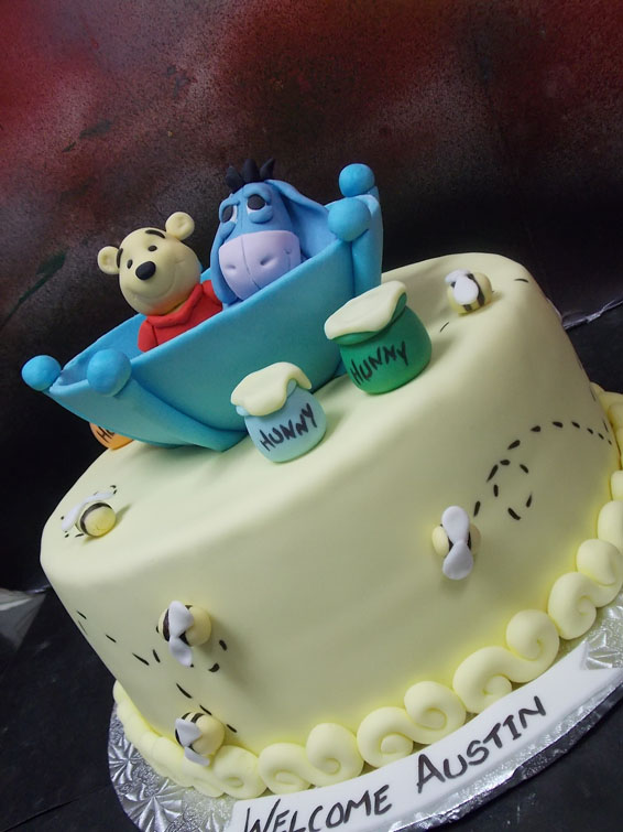 Click on one of our cakes for more information.