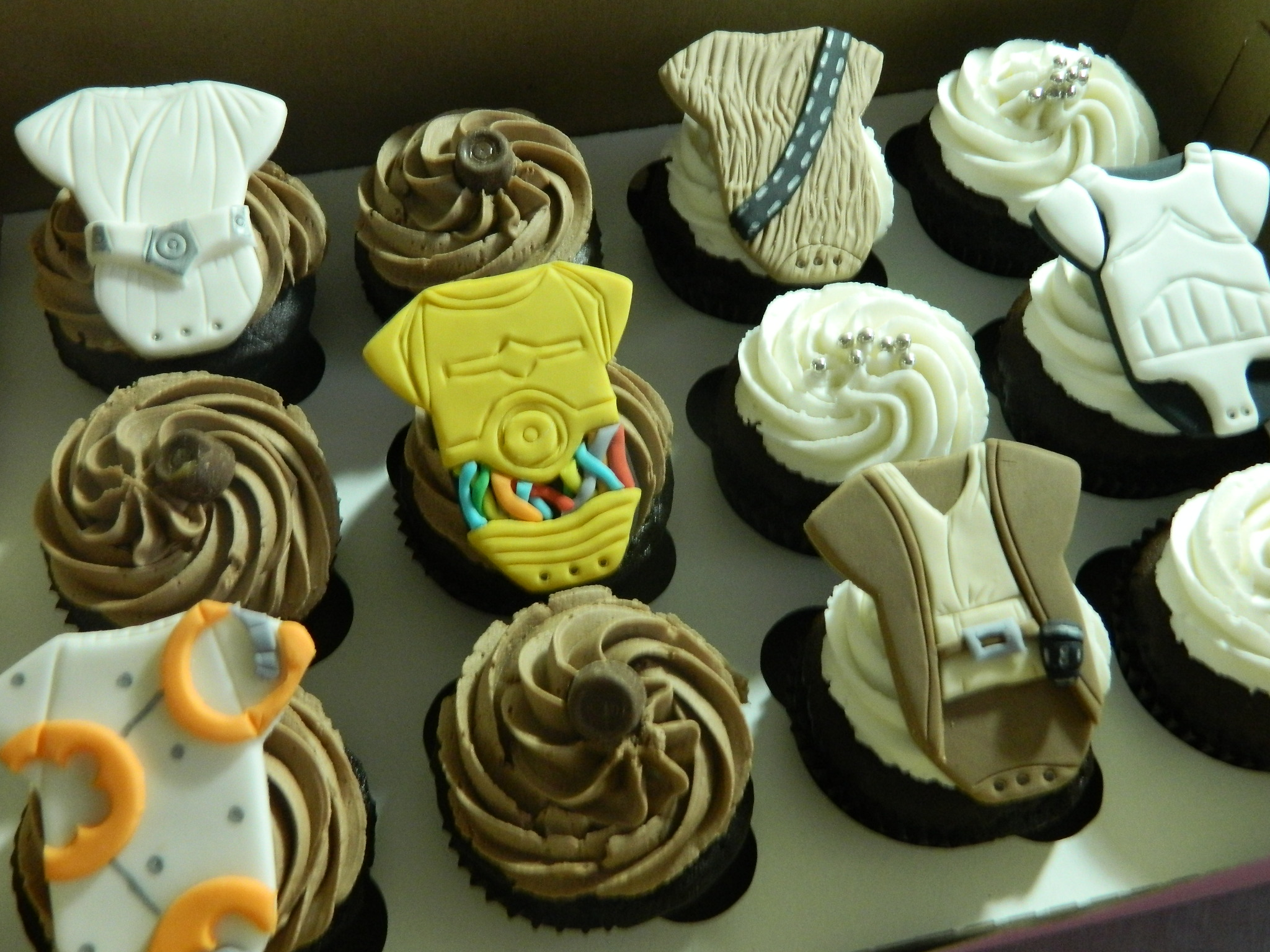 Custom Cupcakes Hey Cupcake London tario